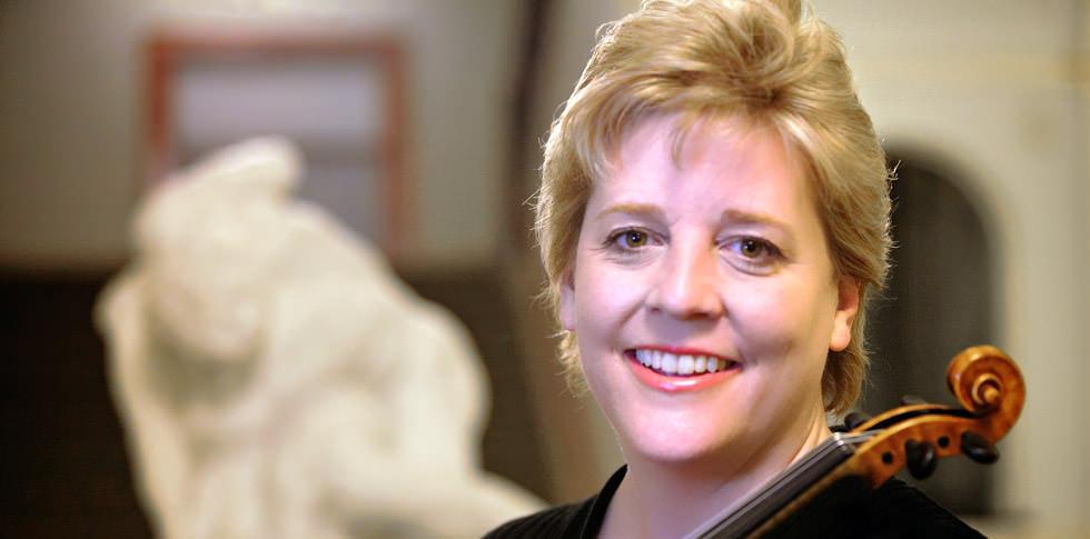 Corine Brouwer, Concertmaster