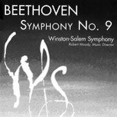 Beethoven 9 CD cover image