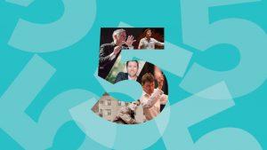 5 Conductors